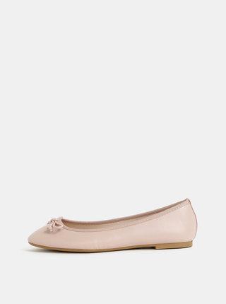Růžové baleríny Dorothy Perkins