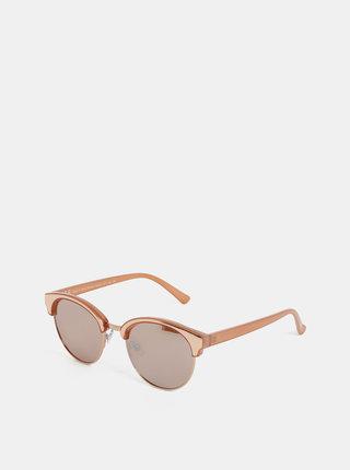 Růžové sluneční brýle Dorothy Perkins