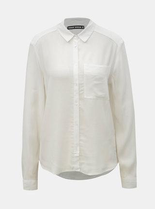 Biela košeľa TALLY WEiJL Vigrazia