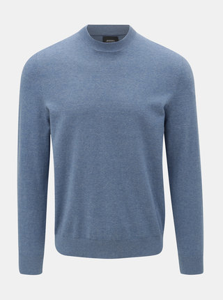 Modrý sveter Burton Menswear London