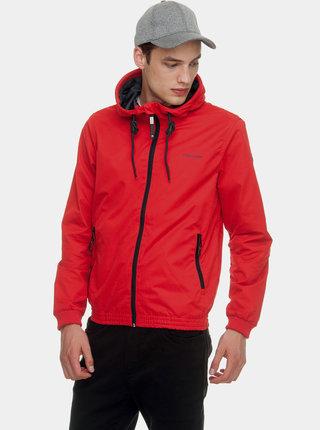 Červená pánska bunda Ragwear Olsen