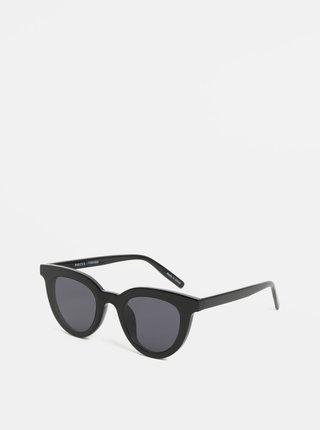 Ochelari de soare negri Pieces Bella