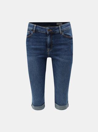 Tmavě modré dámské džínové kraťasy Cross Jeans Adele
