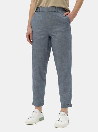 Pantaloni albastri VERO MODA Maya