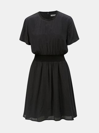 Čierne šaty Calvin Klein Jeans