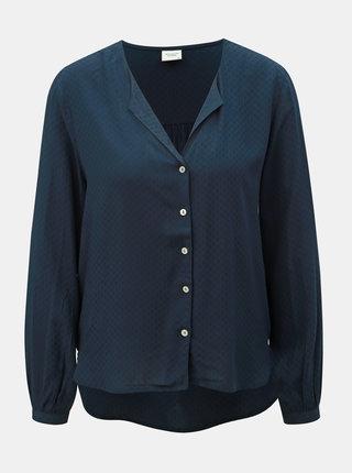 Bluza albastru inchis Jacqueline de Yong Jagger