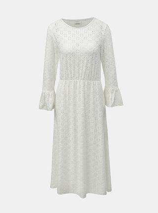 Bílé šaty Jacqueline de Yong Cathinka