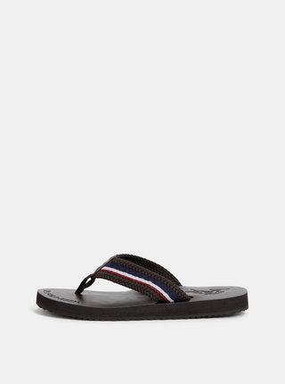 Papuci flip-flop barbatesti maro inchis U.S. Polo Assn.