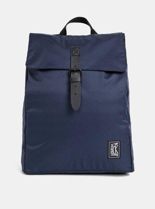 Rucsac albastru inchis impermeabil The Pack Society 15 l