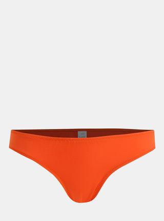 Oranžový spodní díl plavek Dorothy Perkins
