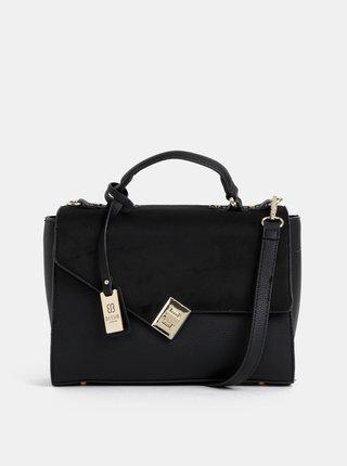 Černá crossbody kabelka Bessie London