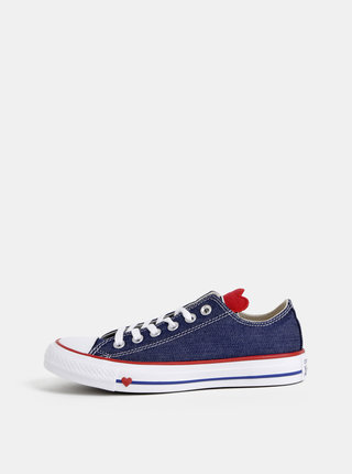Tmavě modré dámské tenisky Converse Chuck Taylor All Star