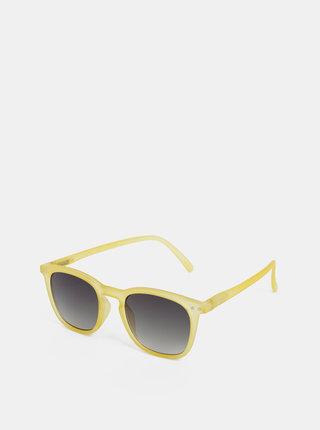 Žlté slnečné okuliare IZIPIZI #E