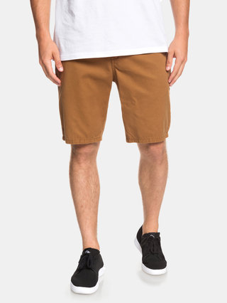 Pantaloni scurti maro chino Quiksilver Every Day Chilight