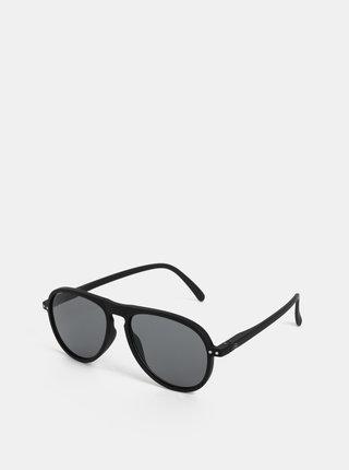 Čierne slnečné okuliare IZIPIZI #I