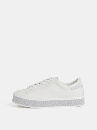 Pantofi sport crem de dama s.Oliver