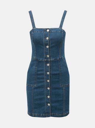 Modré džínové šaty TALLY WEiJL