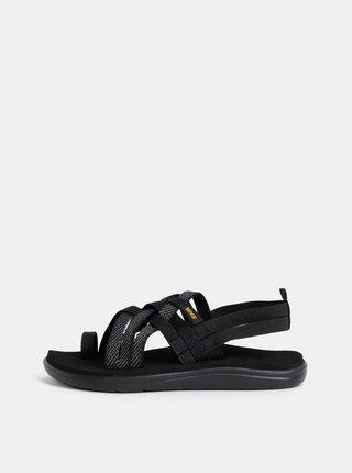 Čierne dámske sandále Teva