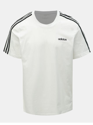 Tricou barbatesc alb adidas CORE Essentials