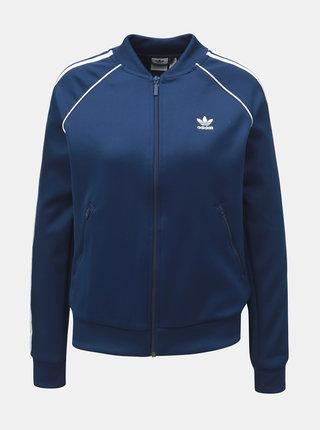 Bluza sport albastru inchis de dama adidas Originals