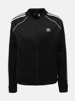 Bluza sport neagra de dama adidas Originals