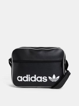 Čierna crossbody taška adidas Originals Airliner Vintage