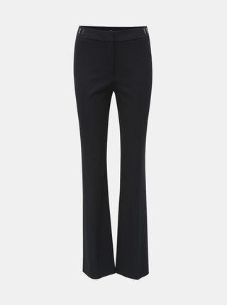 Tmavě modré slim fit kalhoty M&Co