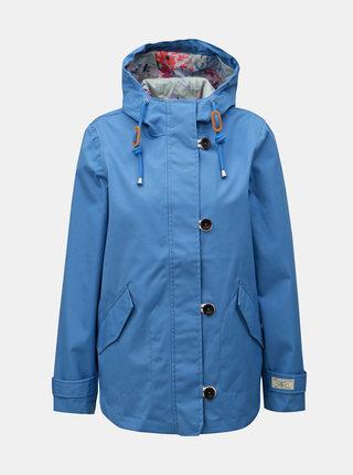 Modrá dámská nepromokavá bunda Tom Joule Coast