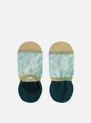 Zelené dámske ponožky XPOOOS