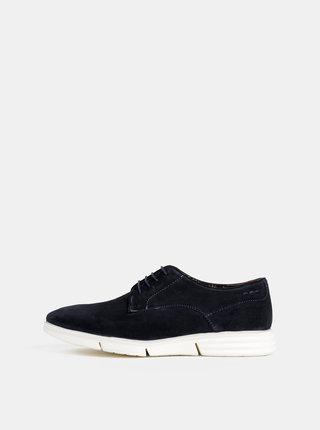 Pantofi barbatesti albastru inchis Burton Menswear London
