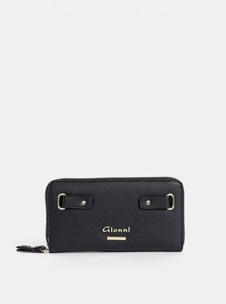 Čierna veľká peňaženka Gionni Neha