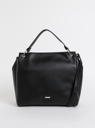 Čierna kabelka Gionni Aqua