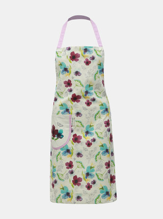 Sort de bucatarie crem floral Cooksmart