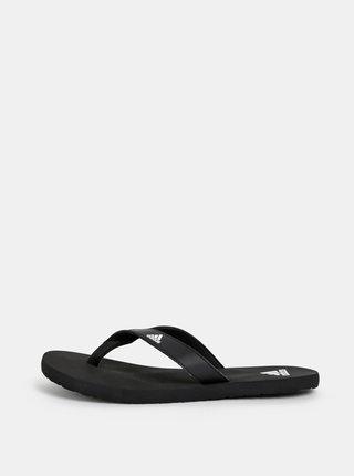 Čierne pánske žabky adidas CORE Eezay