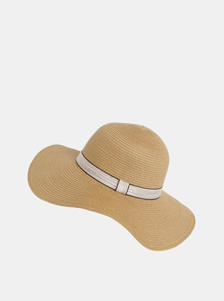 Hnědý klobouk Dorothy Perkins