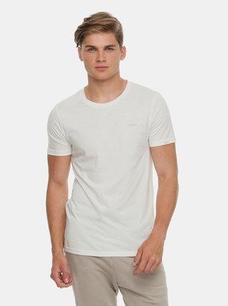 Biele pánske basic tričko Ragwear Paul Organic
