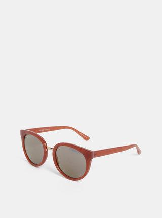 Ochelari de soare roz Pieces Betty