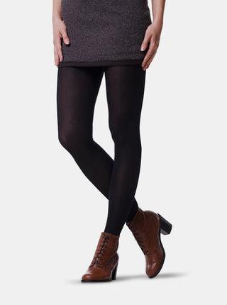 Sada dvou černých punčochových kalhot Bellinda Matt 40 DEN