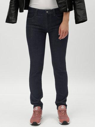 Tmavě modré dámské slim džíny Tom Tailor