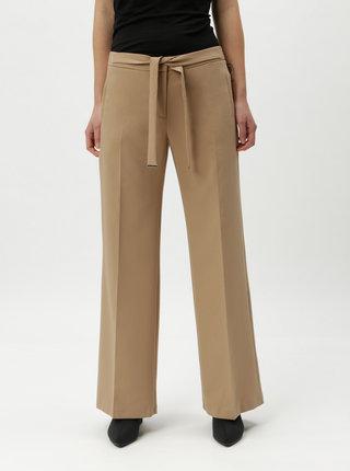 Béžové kalhoty se zavazováním Oasis Ultimate