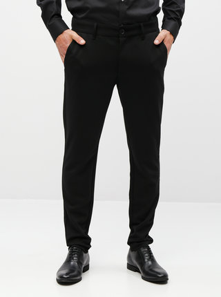 Pantaloni negri anti fit ONLY & SONS Mark