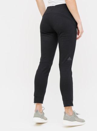 Pantaloni sport negri de dama adidas Performance Glory