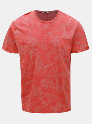 Tricou rosu cu model ONLY & SONS Pecos