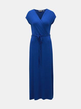 Rochie maxi albastra Dorothy Perkins Petite
