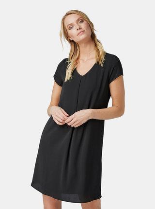 Černé šaty Tom Tailor