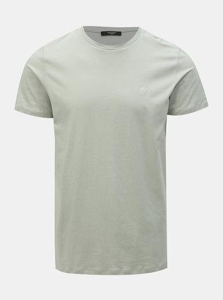 Světle šedé tričko Jack & Jones Power