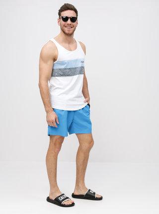 Bermude barbatesti albastre Calvin Klein Underwear