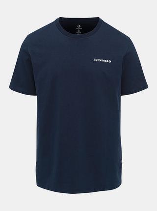 Tmavě modré pánské tričko Converse