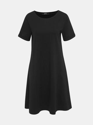 Černé basic šaty s kapsami ZOOT