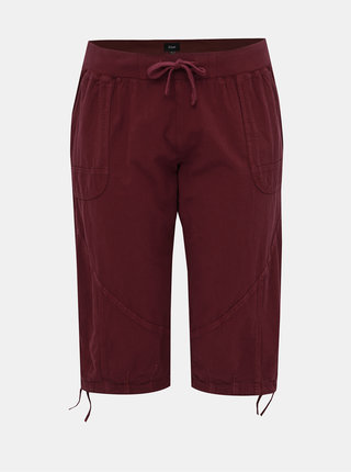 Pantaloni 3/4 bordo Zizzi